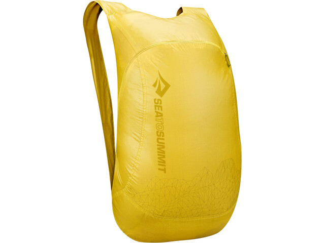 Sea to Summit Ultra-Sil Nano Dagrugzak, yellow